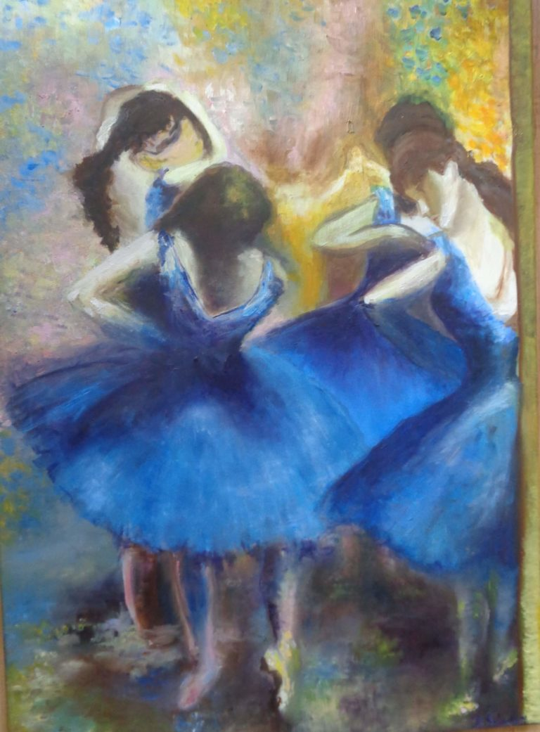 W stylu Degas