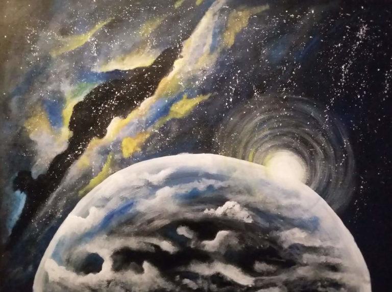 Kosmos początek