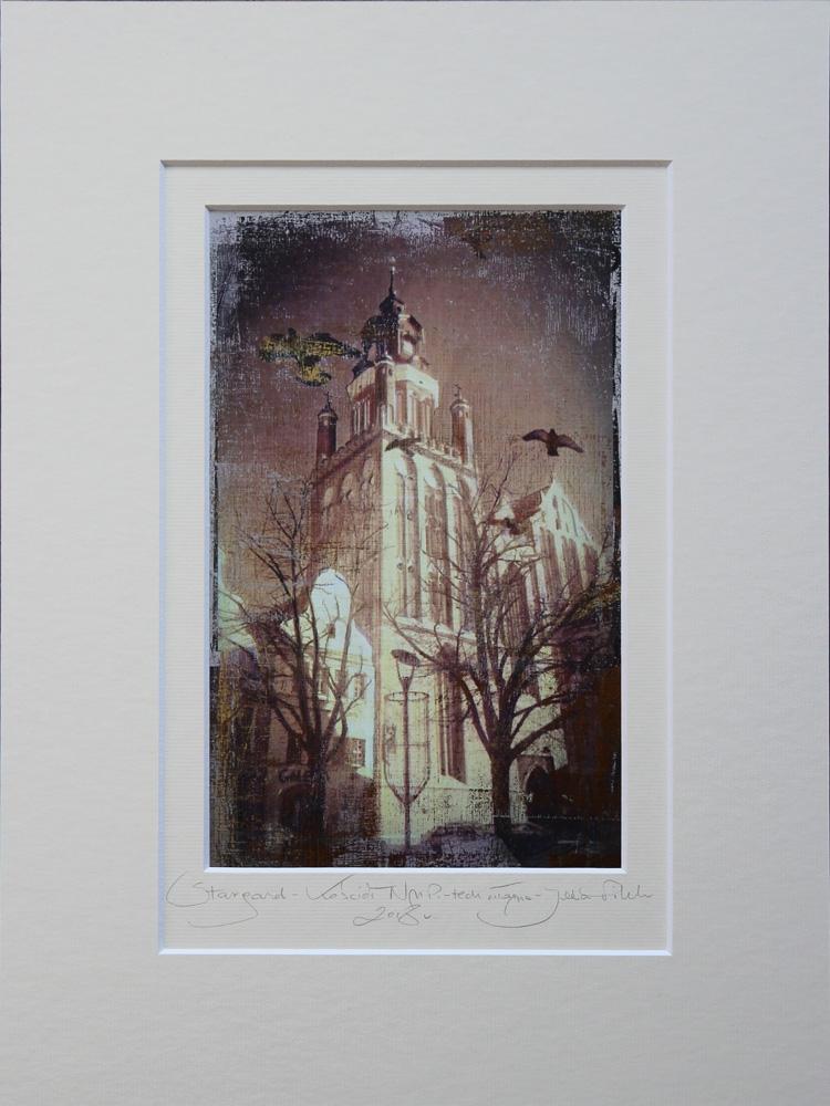 Stargard Kościół NMP